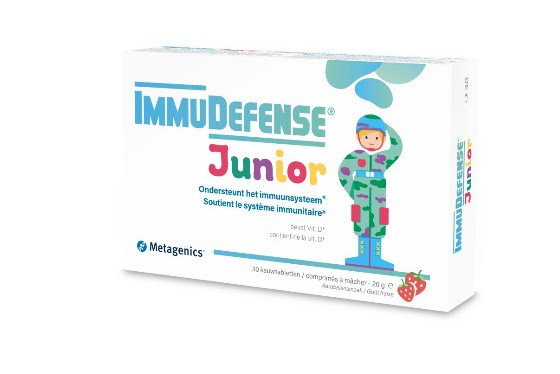 ImmuDefense Junior - soutenir le système immunitaire des enfants