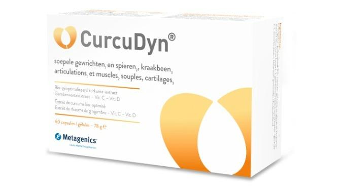 CurcuDyn capsules