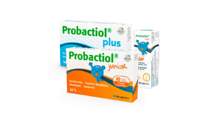 Probactiol productassortiment Metagenics