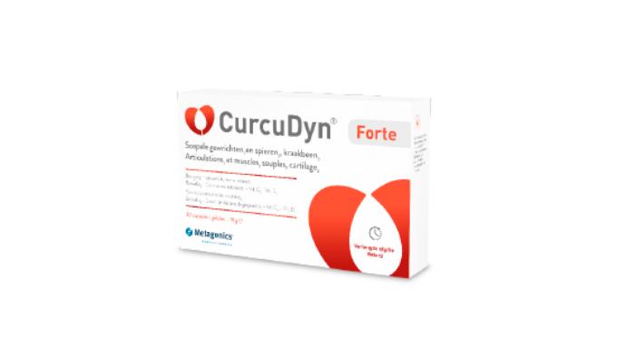 CurcuDyn Forte Metagenics